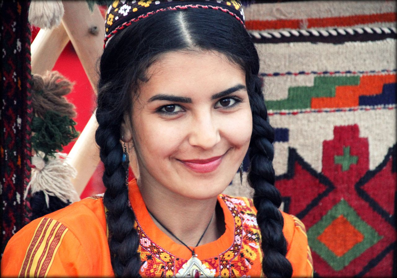 Красота и гостеприимство Туркменистана — часть 1 Ашхабад, Туркмения