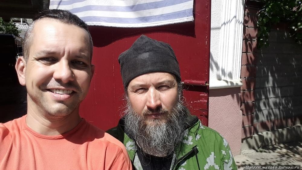 Андрей Гундарев и Андрей