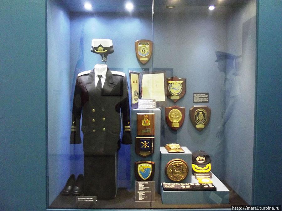 Форма военно-морской леди