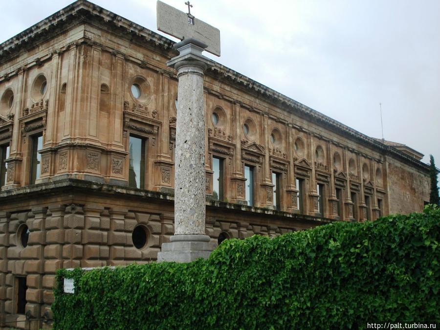 Во дворце в 1958 году  был  открыт Музей изящных искусств.