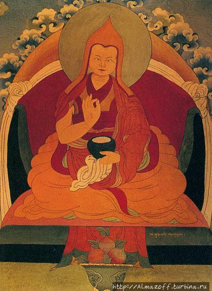 Далай-лама VI (Ригцзин Чж