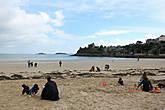 Пляж Эклюз.