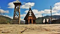 Визитная карточка Дрвенграда. Церковь Святого Саввы