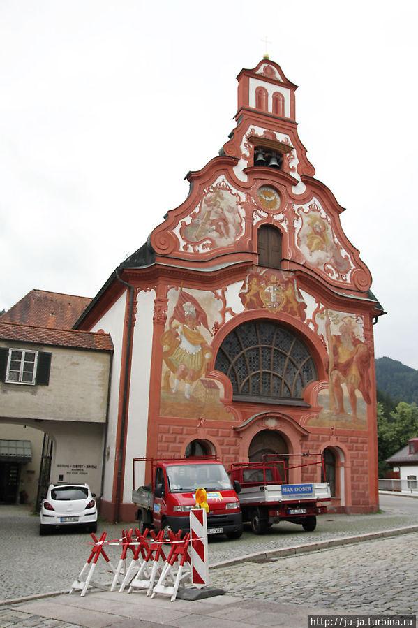 Баварский Фюссен Фюссен, Германия
