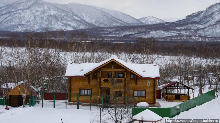 Отель Бел-Кам-Тур в Паратунке