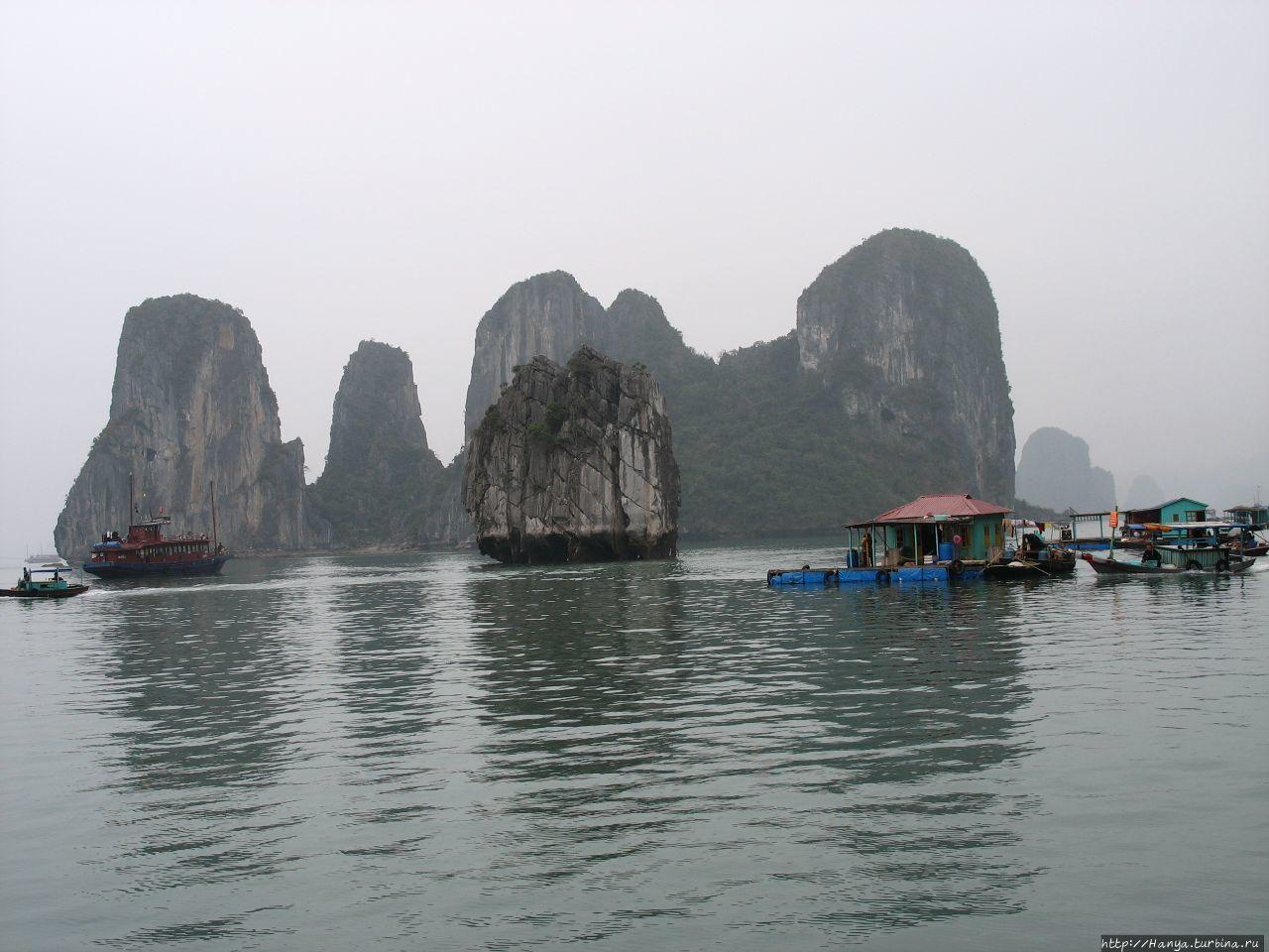 Бухта Халонг Халонг бухта, Вьетнам