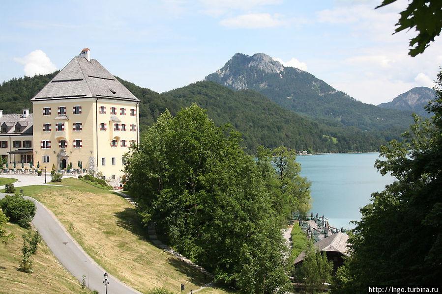 Schloss Fuschl am Fuschlsee