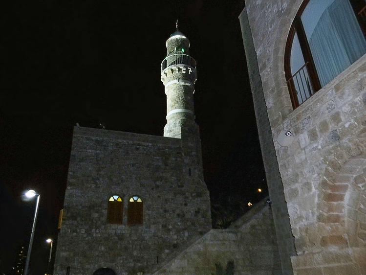 Морская мечеть
