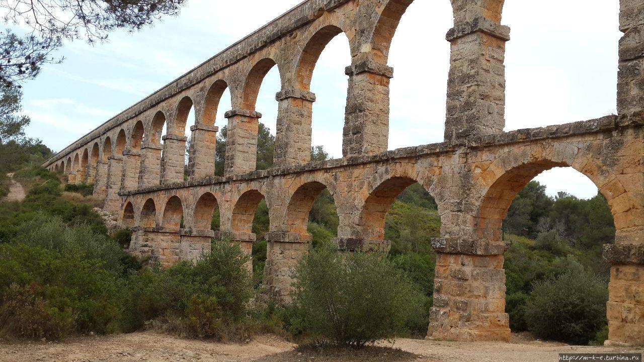 Таррагона и мост дьявола