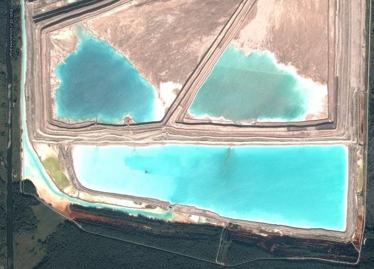 Мертвое море. Нарва :)