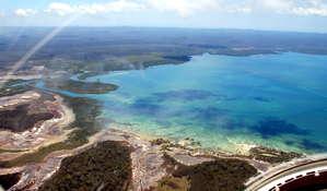 На северной части острова больше влажных лесов. Это часть национального парка Great Sandy National Park.