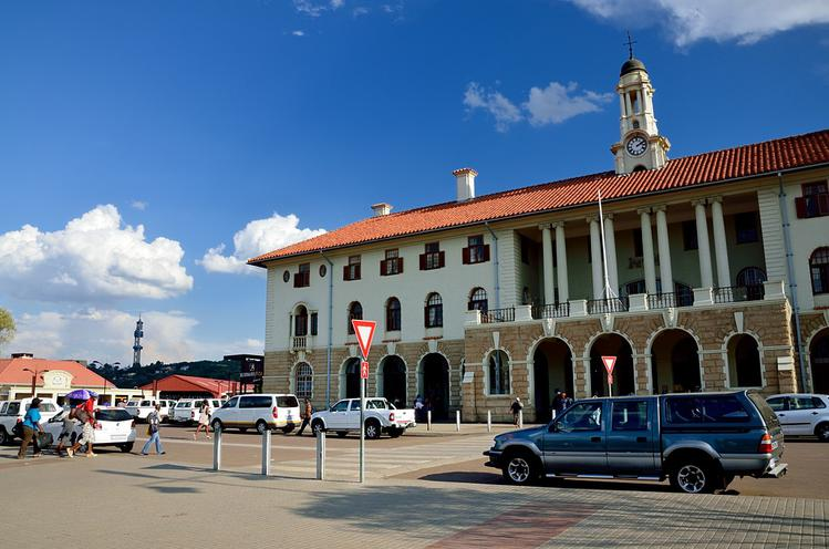 Вокзал Претории