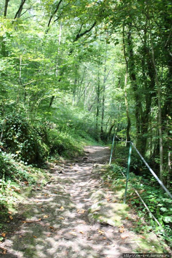 Природный парк Толминское ущелье Толмин, Словения
