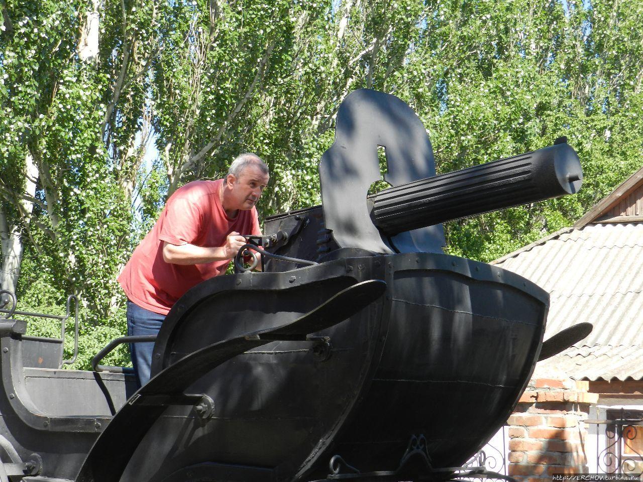Гуляйпольский краеведческий музей Гуляйполе, Украина