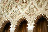 Декор синагоги дель Трансито