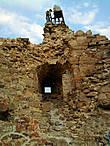 Башня Чобан-Куле (Пастушья башня) на трассе Судак — Алушта.