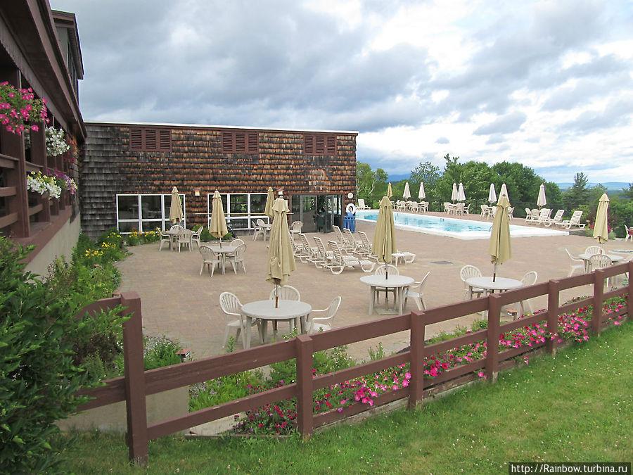 Steele Hill resort Лакония, Соединенные Штаты Америки