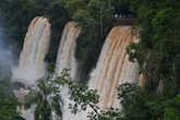 На аргентинской стороне водопадов Игуасу