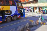 Автобус не наш, но у нас был типа такого.