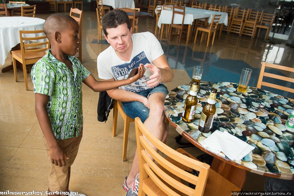 Робко о Биоко Остров Биоко, Экваториальная Гвинея