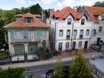Обычная с виду португальская улочка, на которой находится загадочная усадьба