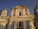 Фасад Петропавловского костела