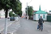 Улица Карла Маркса — одна из главных в городе... типичное белорусское название...