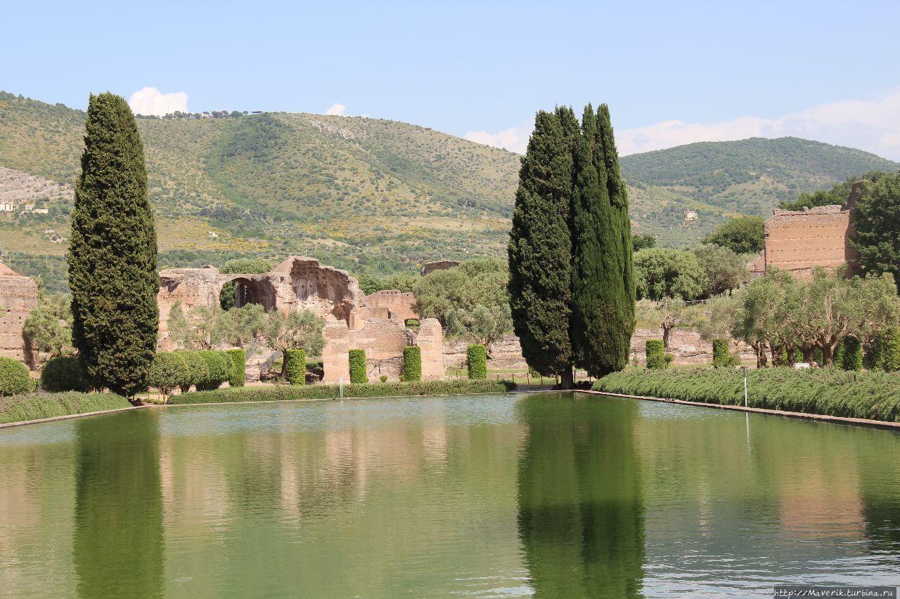 Вилла Адриана — уникальная археологическая зона