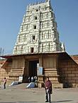 Один из 5000 храмов Вриндавана