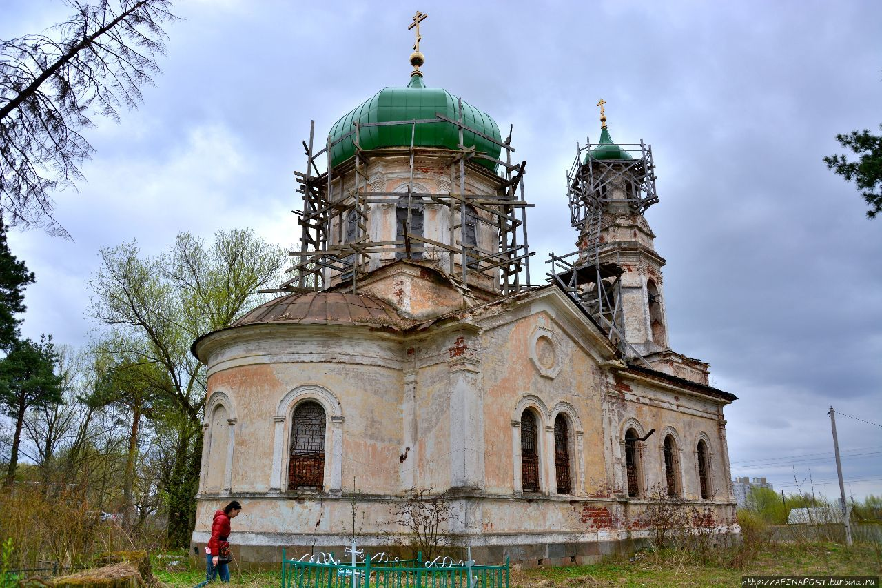Торжок. Ново-Вознесенская церковь