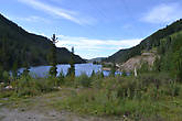 Озеро Чейбеккель (Мертвое).