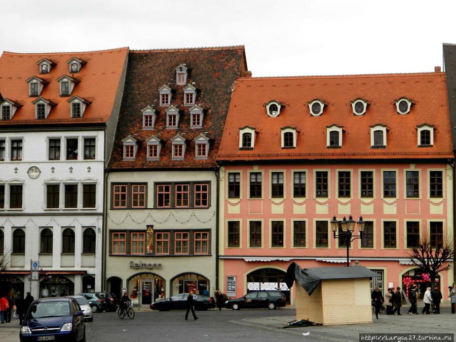 Наумбург германия недвижимость коммерческая купить