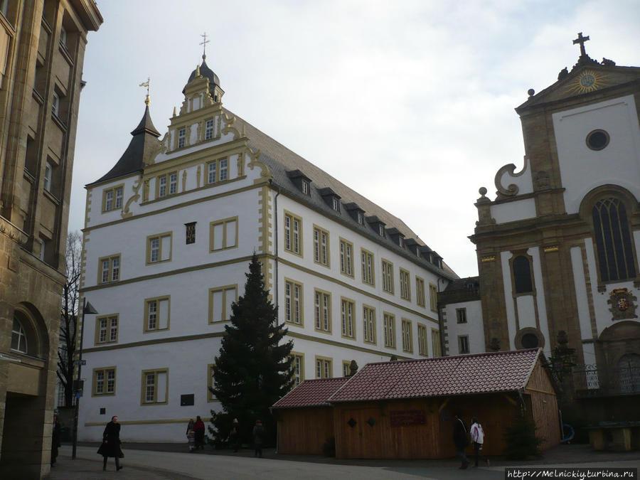 Церковь Святого Франциска Ксавьера Падерборн, Германия