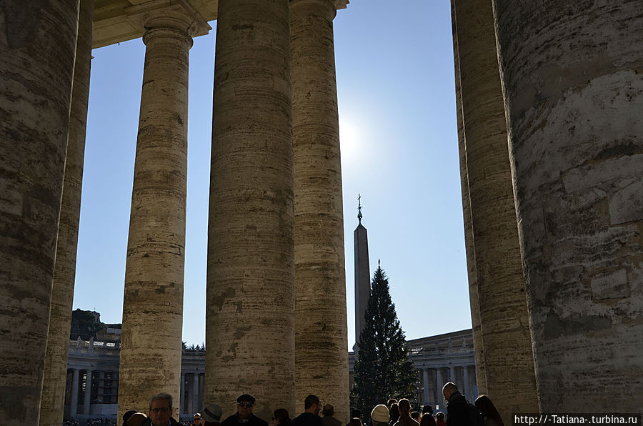 Тень Ватикана Ватикан (столица), Ватикан
