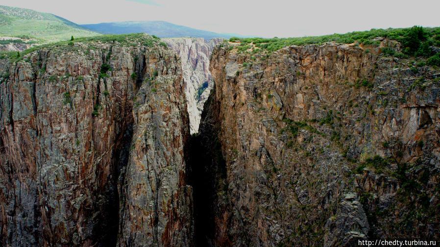 Ворота в Скалистые горы Гранд-Джанкшн, CША