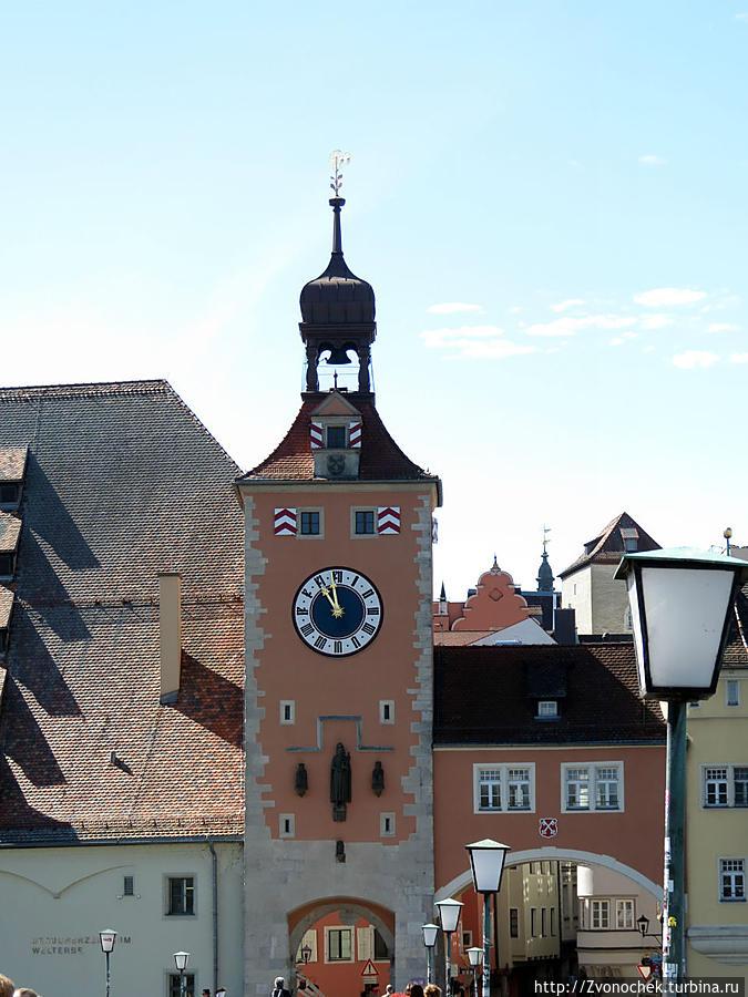 Регенсбург – город, застывший во времени Регенсбург, Германия