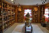 Музей самоваром и старинных безменов
