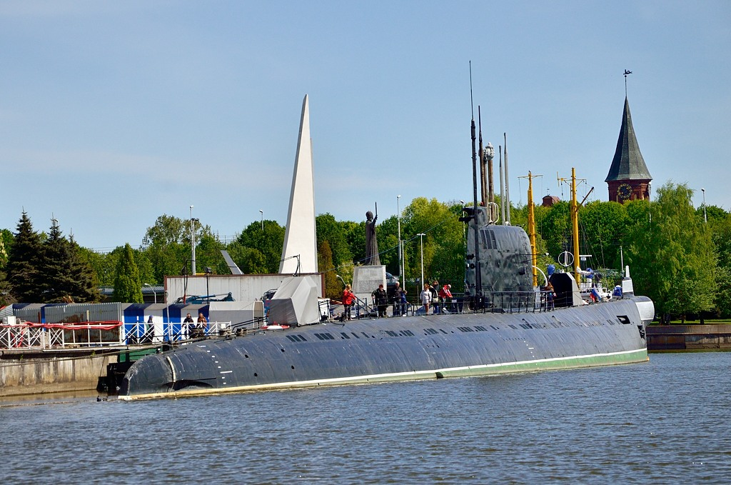 Калининград — город мореплавателей Калининград, Россия