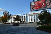 Место, где должен был быть установлен памятник Ф.Ф. Ушакову