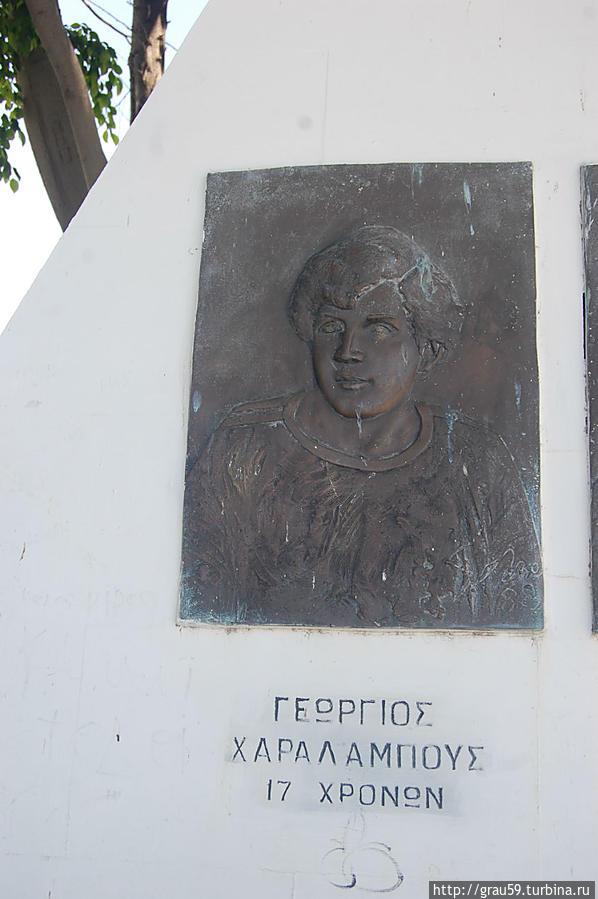 Георгиос Харалампоус (Γιώργος Χαραλάμπους)