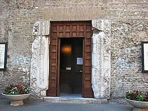 Церковь Святого Петра (Chiesa di San Pietro).