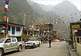 Сябру Беси — деревня туристов