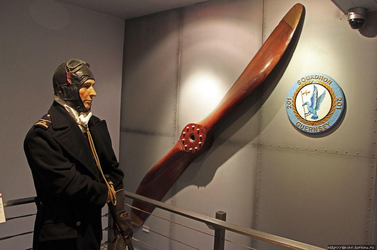 Музей первой эскадрильи Британских Королевских ВВС
