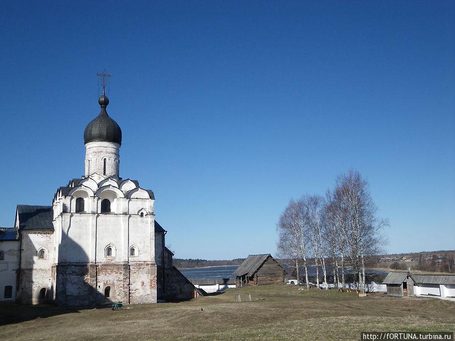 Церковь благовещения середина 16 в