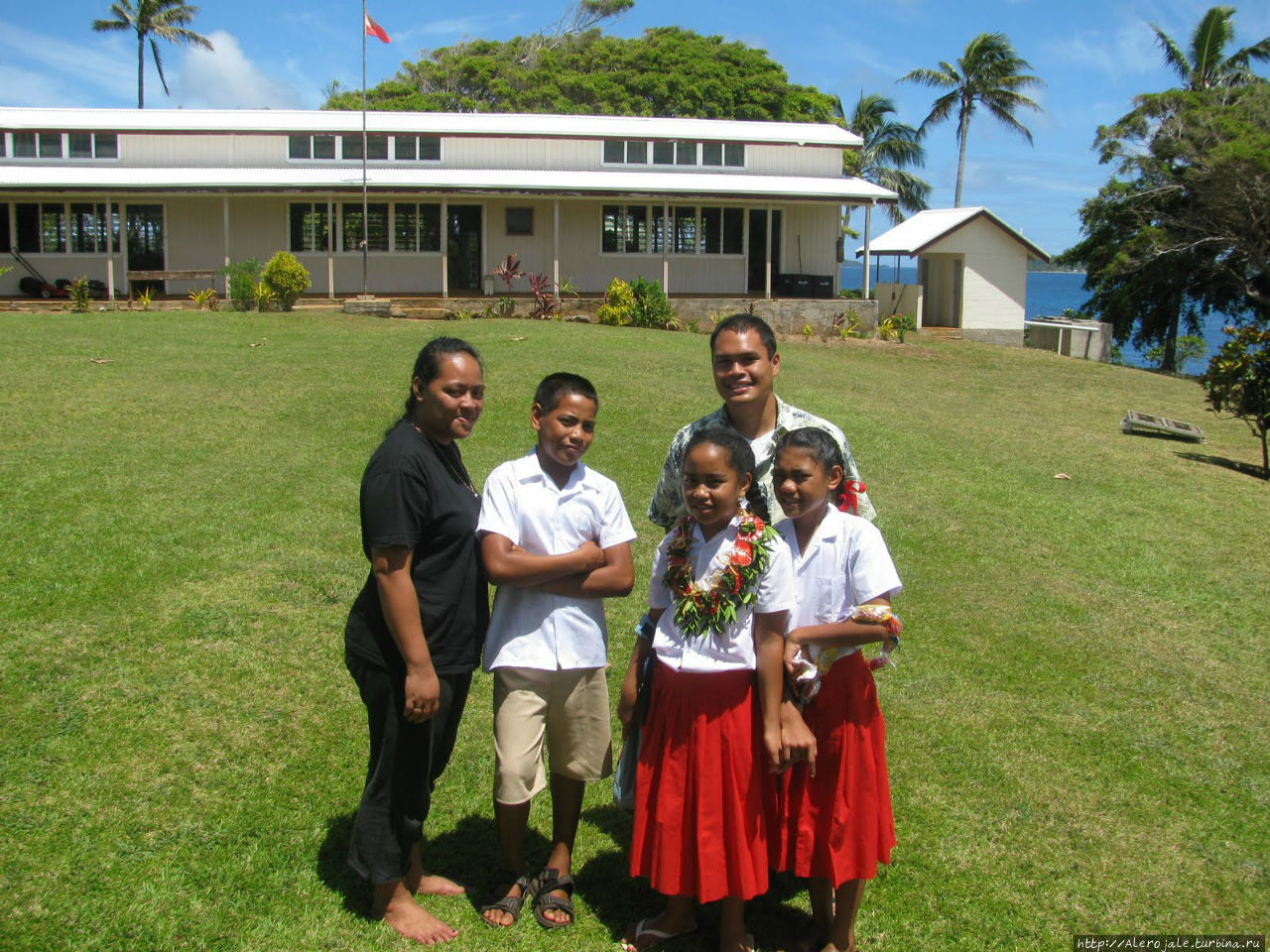 Женщины Тонга Нукуалофа, Тонга