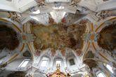 Базилика Фирценхайлиген, потолочная фреска Джузеппе Аппиани