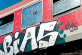 Судя по стеклам в вагонах, передвигаться в албанских поездах пока еще не безопасно.
