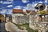 Крепость не очень большая, напоминает маленький городок.