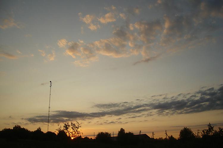 Вечер в Солигаличе