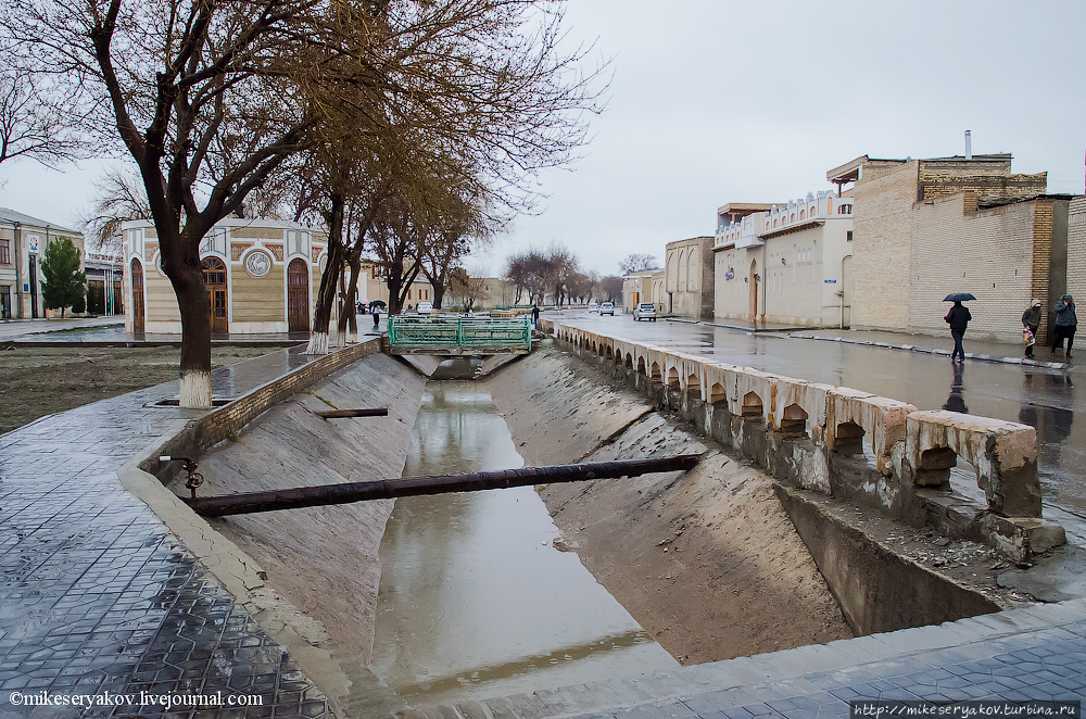 Узбекистан — Бухара Бухара, Узбекистан